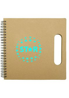 A useful Eco-Friendly notebook.