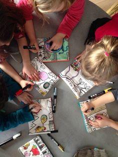 activité pour petites filles anniversaire