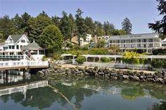Roche Harbor Seaside Village in Roche Harbor, WA on San Juan Island...Hopefully next summer!