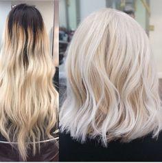 Best 25 Heavy Blonde Highlights Ideas On Pinterest