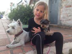 Naira, y sus perritos