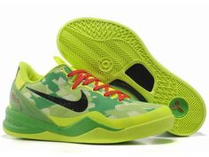 super cute 4be09 84acd Nike Zoom Kobe 8 ELITE Series Shoes Grinch Green Black  59.78  Nike Kobe 8  System
