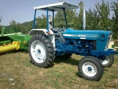Tractor Ford 6600
