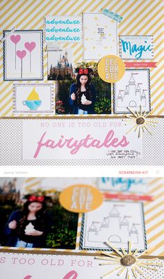 fairytales  by jamiewaters at @studio_calico