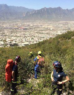 Sistema Básico Sked y Perfusion Statpacks durante labores de Rescate en Protección Civil Santa Catarina. EMS Mexico | Equipando a los Profesionales