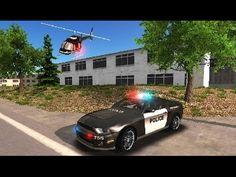 carros de policia para niños en español, juegos y videos 3 años a 6 años...