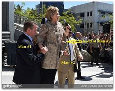 danger and play 9 12 2016 sick-hillary-supported-by-secret-service-agents