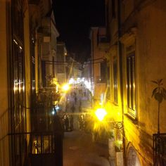 My town ... Cava de' Tirreni in the South of Italy