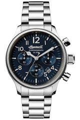 Ingersoll The Apsley Herrenuhr Ingersoll Watches, Luxury Watches For Men, Chronograph, Omega Watch, Accessories, Munich, Automatic Watch, Silver, Schmuck