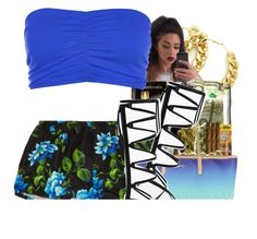 """""""~Chauncey"""" by dopest-queens ❤ liked on Polyvore"""