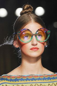 coolest of shades. Tsumori Chisato Details S/S '13