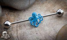 Octopus industrial barbell