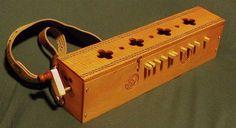 Symphonie (primitive hurdy-gurdy) by SwanCrafted
