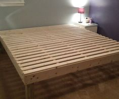This is THE ONE!!!!! Foam Mattress Bed Frame for under $100