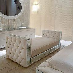 A spectacular range of luxury designer furniture. Italian designer furniture and handmade lighting design. Master Bedroom Design, Home Decor Bedroom, Bedroom Furniture, Home Furniture, Furniture Design, Mirrored Furniture, Sofa Design, Interior Design, My New Room