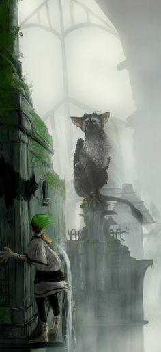 Who guards him? by greenyswolf.deviantart.com on @DeviantArt