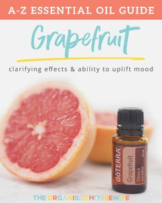 Grapefruit essential oil has an energising aroma, due to is fun, floral and invigorating aroma. It is known for its clarifying effects and ability to uplift mood.