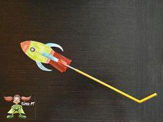 """Incluyo en este artículo una estupenda idea para nuestras máquinas didácticas y que ha publicado Belen en su blog """"Super PT"""" para motivar al alumnado a trabajar el conteo hacia atrás con undivertido cohete espacial. Tras la cuenta atrás el cohete al soplar ¡sale volando!. Os dejamos aquí el enlace …"""