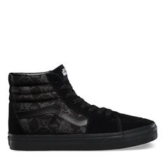 1a0e2e1034 VANS SK8-HI (STAR WARS) DARK SIDE DARTH STORM