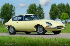Jaguar E Type 3.8 L