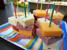 Italian Summer Kabobs Recipe