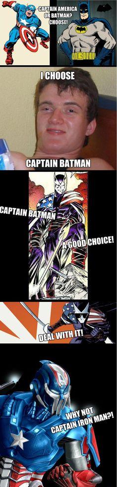 Captain Batman