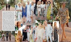 POPPY DELEVINGNE'S WEDDING CELEBRATION IN PORTER MAGAZINE Backstage AT