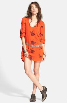 Free People 'Emma's Shift Dress available at #Nordstrom