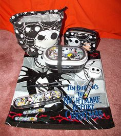 Nightmare Before Christmas Bento Set