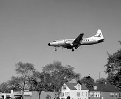 Chicago Midway Airport - North Central CV-440 by twa1049g, via Flickr