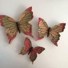 seramik kelebek boyama ile ilgili görsel sonucu