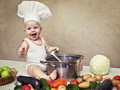 En İyi 9-12 Aylık Bebek Yemekleri