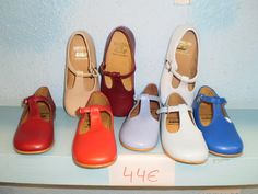 spanish kids shoes