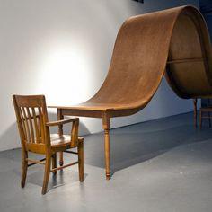 Sculpture by artist Michael Beitz