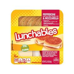 Lunchables Pizza, Welches Fruit Snacks, Ham Breakfast, Junk Food Snacks, Cool Toys For Girls, Chicken Meal Prep, Lunch To Go, Oscar Mayer, Food Gifts