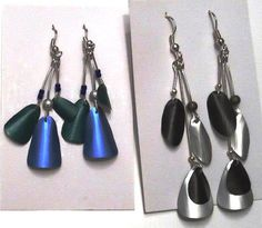 nespresso cups earrings