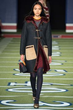 Tommy Hilfiger, Look