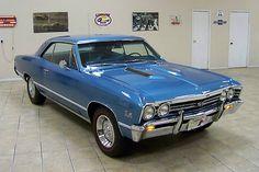 Chevrolet : Chevelle SS 1967 CHEVELLE 396 A/C FRAM - http://www.legendaryfinds.com/chevrolet-chevelle-ss-1967-chevelle-396-ac-fram/