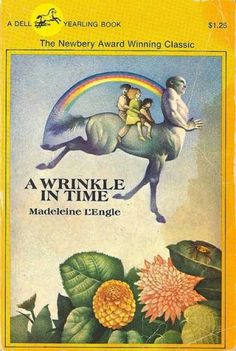 A Wrinkle In Time - Madelene L'Engle