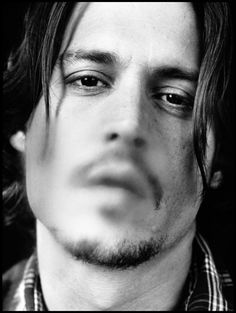 Johnny Depp by Nigel Parry