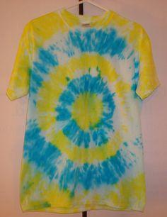 Back to school shopping season - new styles added! Tie Dye Shirts by TexasTieDyeGuy