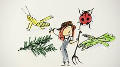 Agroecology explained to children....parents can watch