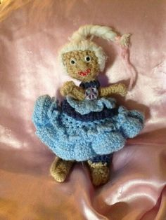 Eza's first doll