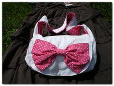 Made in Velanne: Petit sac noeud-noeud !