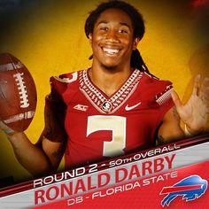 nfl GAME Buffalo Bills Ronald Darby Jerseys