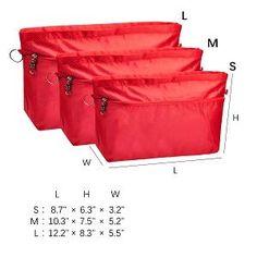 0a2e04d416f7c Top handbag inserts · size
