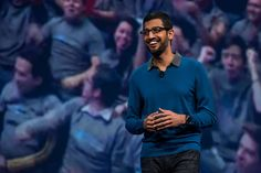 Google Inc.'s Sundar Pichai is poised to become one of the highest-paid executives of a publicly traded company this year after parent Alphabet Inc. awarded him restricted stock worth about $199 million.