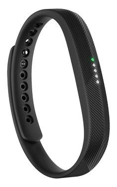 Fitbit Flex 2 - Pulsera de actividad física unisex, color negro: Amazon.es: Deportes y aire libre