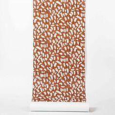 "New medium of expression for my ""Scribble"" print: Wallpaper ! ☺  Photo @christophemolinari  #onset #roll #wallpaper #papierpeint #walldecor #decoration #architectureinterieure #mural #homedecor #interiordesign #surface #surfacedesign #printandpattern #print #printdesign #designertextile #artanddesign #paris"