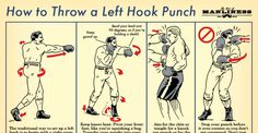 A well-placed hook to the head can knock a man out, and one delivered to the kidneys or liver will bring the strongest of brawlers to their knees.